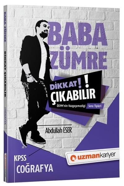 2018 KPSS Coğrafya-Baba Zümre Dikkat Çıkabilir!.pdf