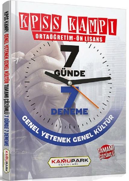 KPSS Ortaöğretim Ön Lisans GY-GK 7 Günde 7 Deneme.pdf