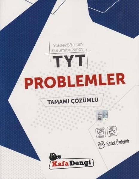 TYT Problemler Tamamı Çözümlü Soru Bankası.pdf