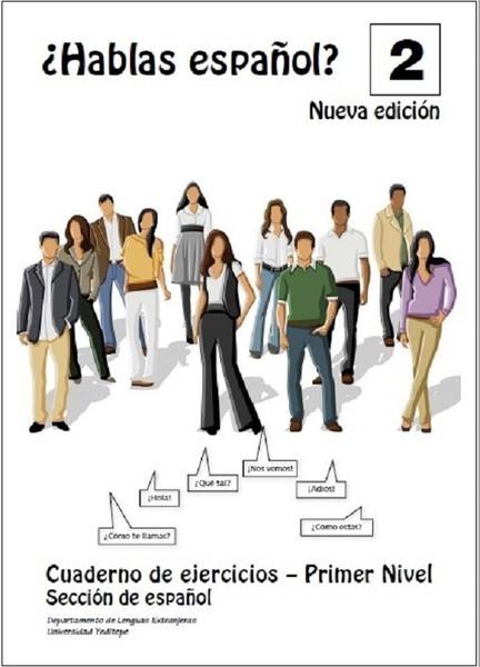 Hablas Espanol 2-Nueva Edicion Kitap+CD.pdf