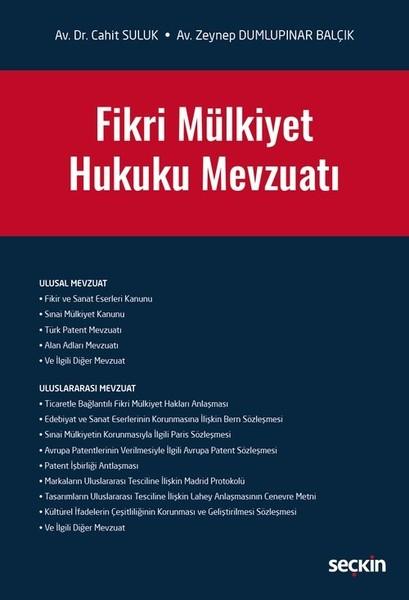 Fikri Mülkiyet Hukuku Mevzuatı.pdf