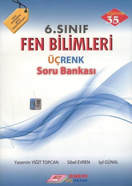 Üçrenk 6.Sınıf Fen Bilimleri Soru Bankası.pdf