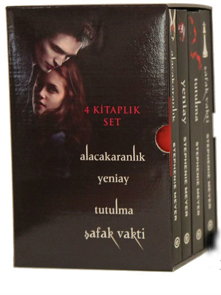 Alacakaranlık Serisi-4 Kitap Takım.pdf