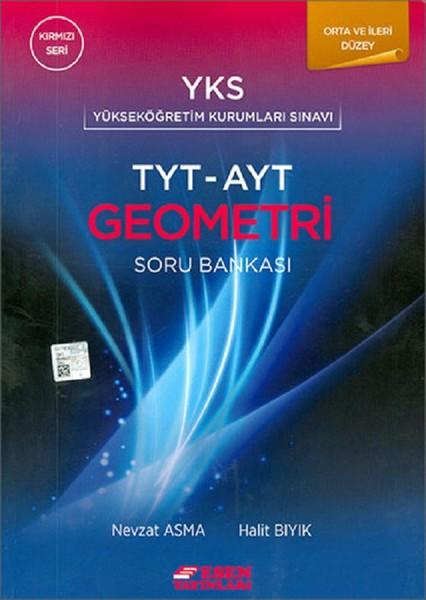 TYT-AYT Geometri Soru Bankası Kırmızı Seri.pdf