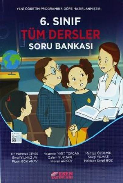 6.Sınıf Tüm Dersler Soru Bankası.pdf