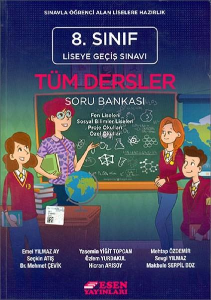 8. Sınıf LGS Tüm Dersler Soru Bankası.pdf