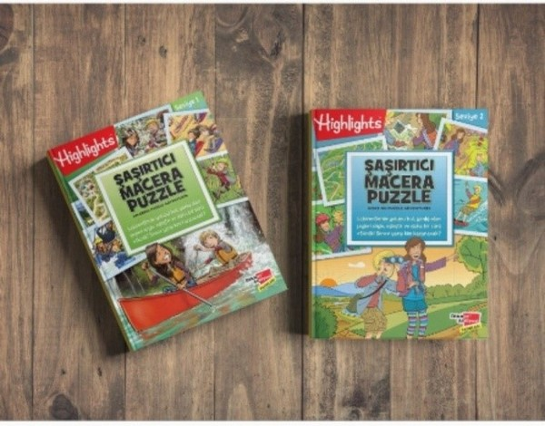 Highlights Şaşırtıcı Macera Puzzle 2li Set.pdf