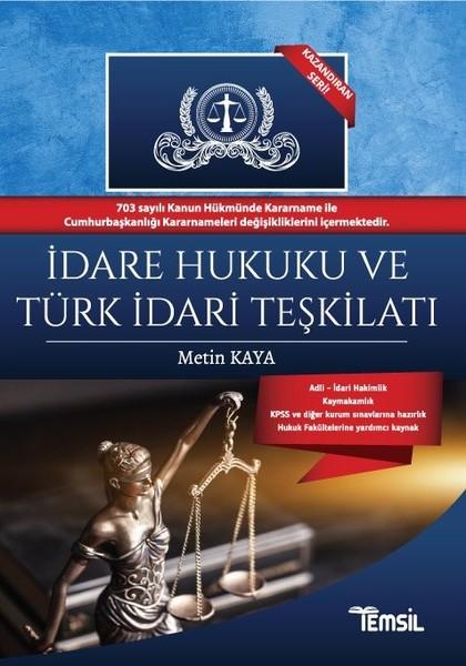 İdare Hukuku ve Türk İdari Teşkilatı.pdf