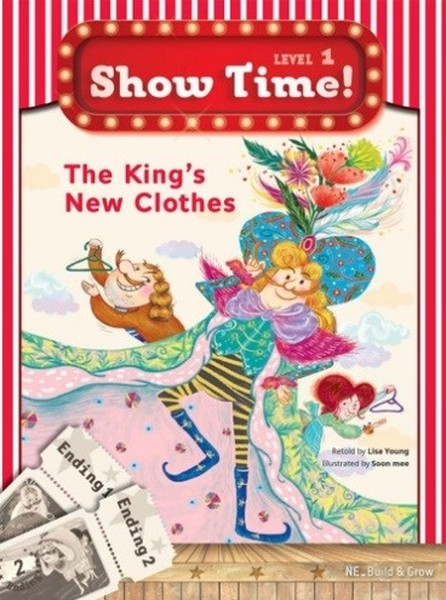 Show Time Level 1-The Kings New Clothes-Workbook.pdf