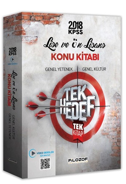 2018 KPSS Lise ve Önlisans Video Destekli Tek Hedef Konu Kitabı.pdf