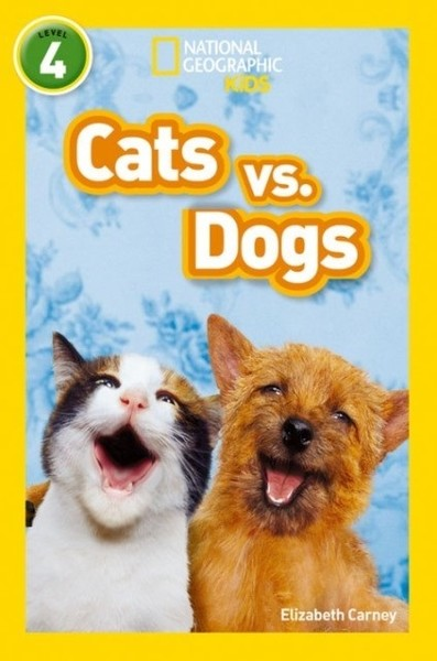 Cats vs. Dogs-National Geographic Readers 4.pdf
