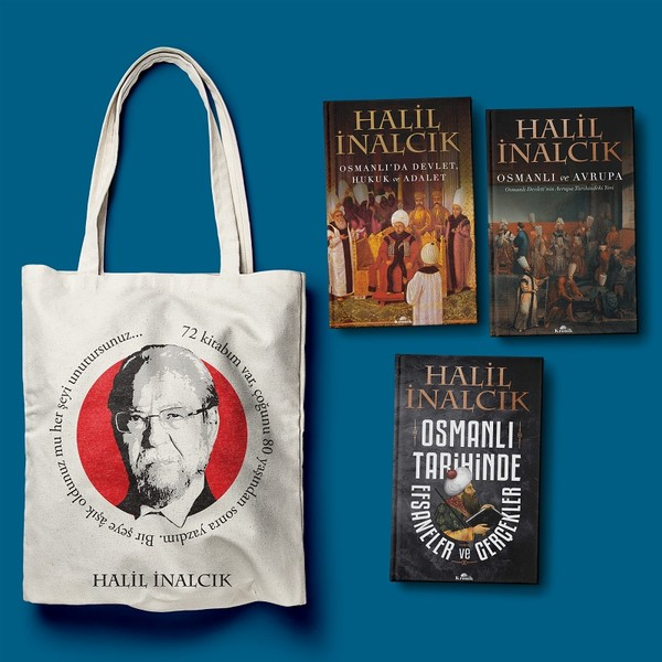 Halil İnalcık Seti-3 Kitap Takım-Bez Çanta Hediyeli.pdf