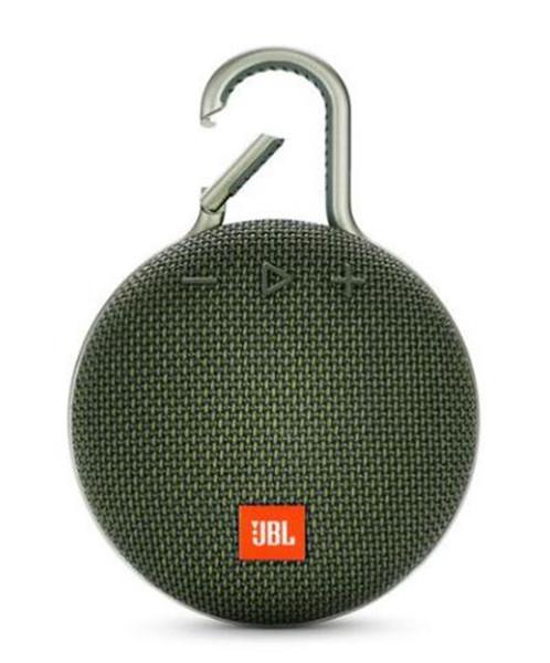 JBL CLIP3 IPX7 Bluetooth Speaker Yeşil