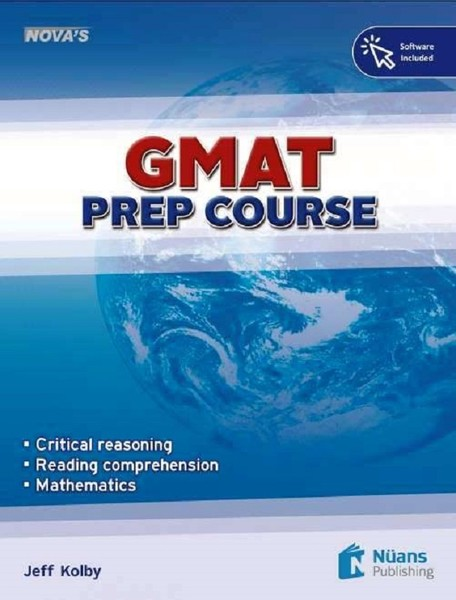 Nova's GMAT Prep Course+Software.pdf