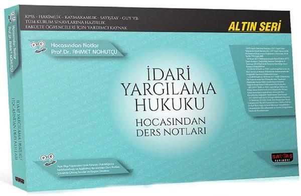 İdari Yargılama Hukuku-Altın Seri.pdf