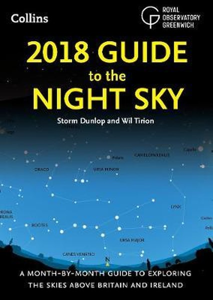 2018 Guide to the Night Sky: A month-by-month guide to exploring the skies above Britain and Ireland.pdf