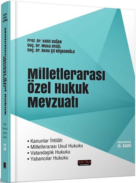 Milletlerarası Özel Hukuk Mevzuatı.pdf