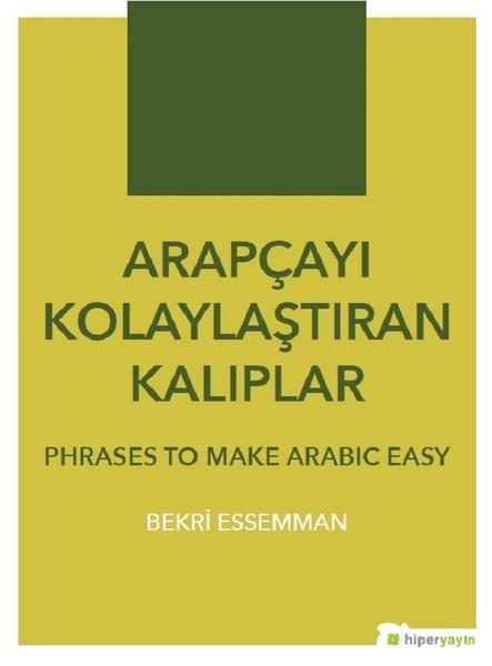 Arapçayı Kolaylaştıran Kalıplar.pdf