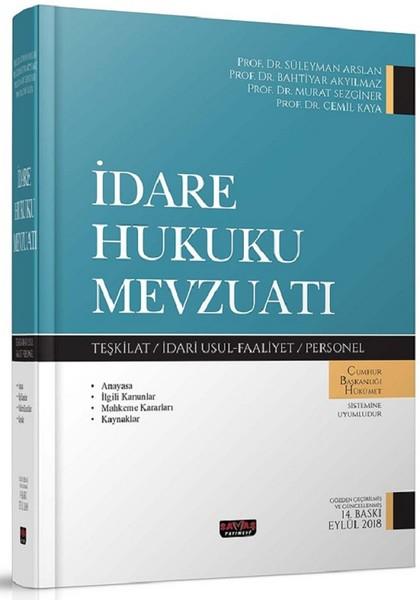 İdare Hukuku Mevzuatı.pdf