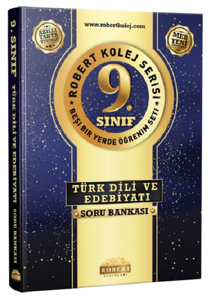 9.Sınıf Türk Dili ve Edebiyatı Soru Bankası-Robert Kolej Serisi.pdf