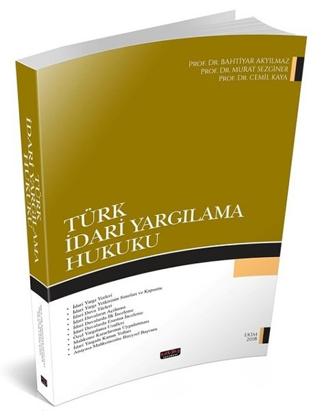 Türk İdari Yargılama Hukuku.pdf