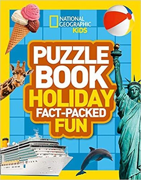 Puzzle Book Holiday: Brain-tickling quizzes, sudokus, crosswords and wordsearches.pdf
