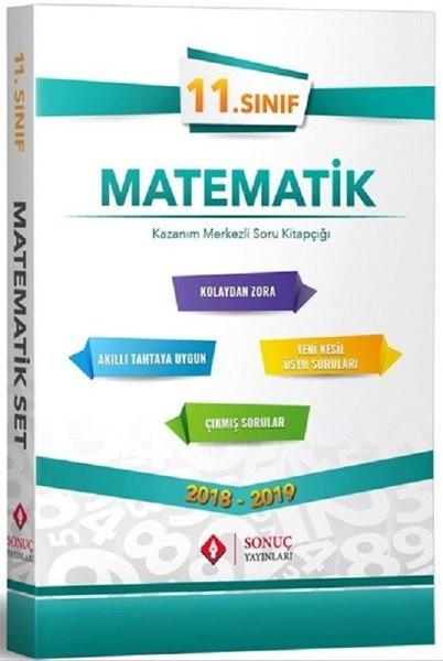 11.Sınıf Matematik Kazanım Merkezli Soru Bankası Seti.pdf