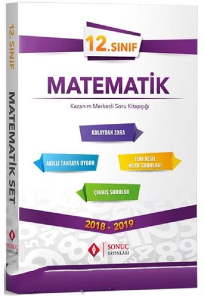 12.Sınıf Matematik Kazanım Merkezli Soru Bankası Seti.pdf