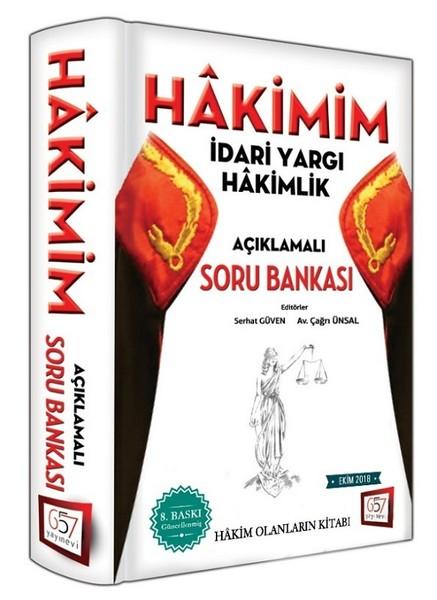 2018 Hakimim İdari Yargı Hakimlik Açıklamalı Soru Bankası.pdf