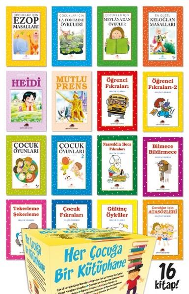 Her Çocuğa Bir Kütüphane Seti-16 Kitap Takım Kutulu.pdf