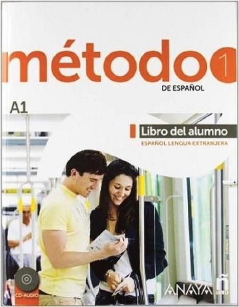 Metodo 1 Libro del Alumno A1+2 Cd.pdf