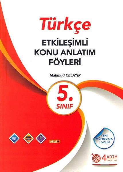 5. Sınıf Türkçe Etkileşimli Konu Anlatım Föyleri.pdf