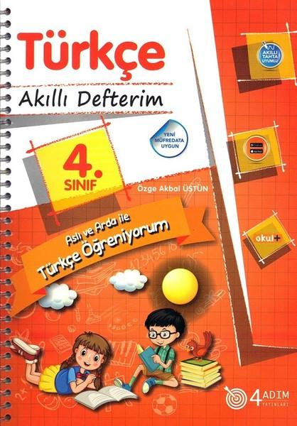 4. Sınıf Türkçe Akıllı Defterim.pdf