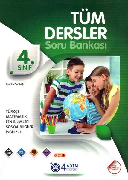 4. Sınıf Tüm Dersler Soru Bankası.pdf