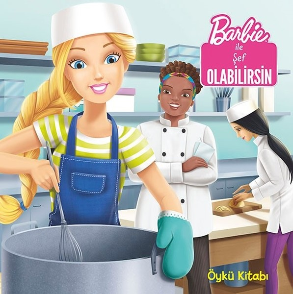 Barbie ile Şef Olabilirsin.pdf