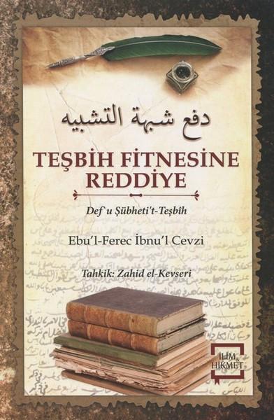 Teşbih Fitnesine Reddiye.pdf