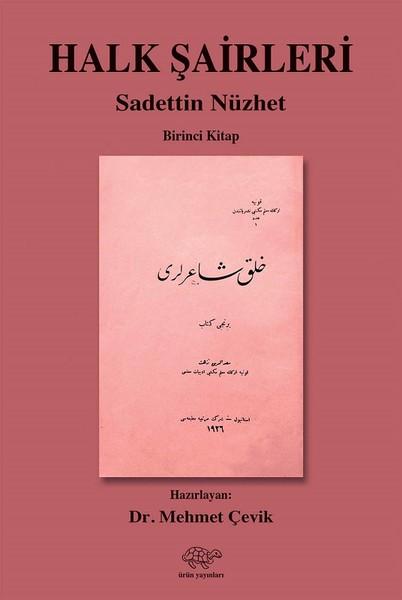 Halk Şairleri 1.Kitap-Sadettin Nüzhet.pdf