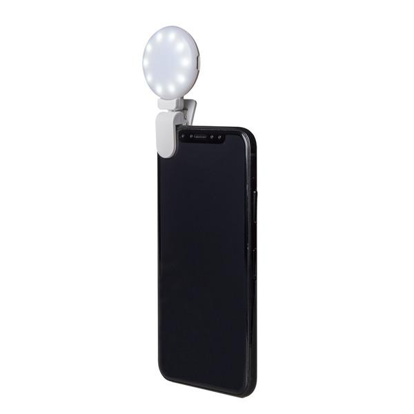 Celly Selfie Flash Işığı Beyaz Clıcklıghtwh
