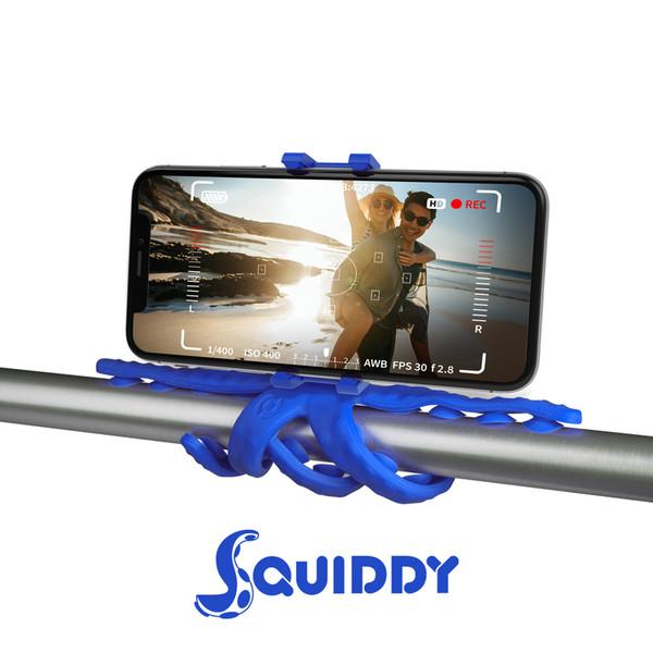 Celly Squiddy Esnek Mini Tripod Mavi Squıddygr