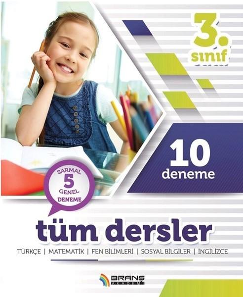 3.Sınıf Tüm Dersler 10 Deneme.pdf