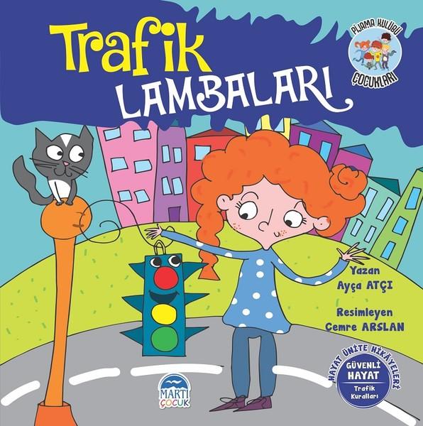 Trafik Lambaları Hayat ünite Hikayeleri Pijama Kulübü çocukları