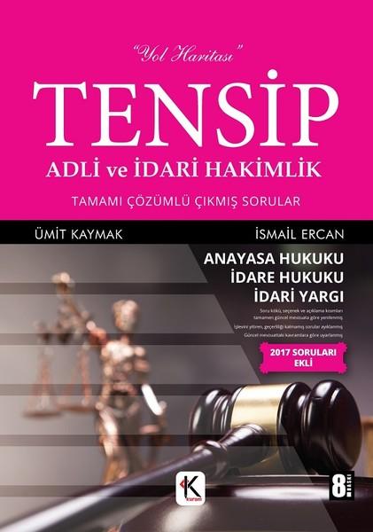 Tensip Adli ve İdari Hakimlik Tamamı Çözümlü Çıkmış Sorular.pdf