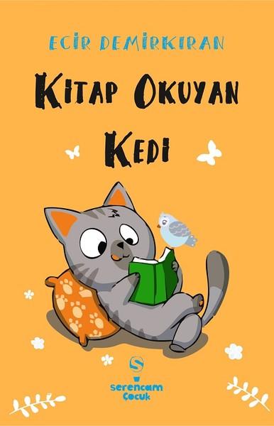 Kitap Okuyan Kedi Ecir Demirkıran Fiyatı Satın Al Idefix