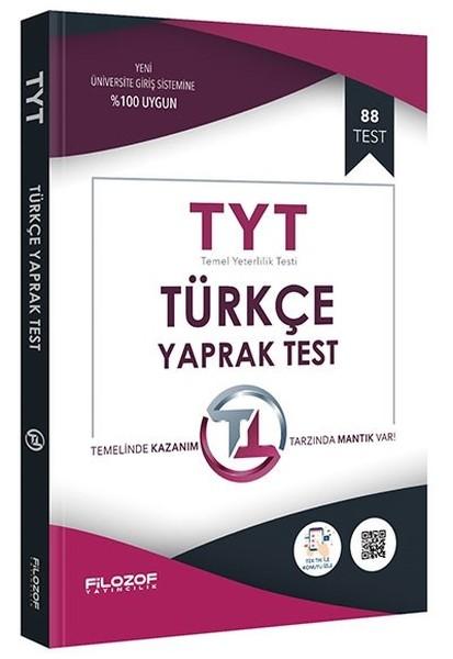 TYT Türkçe Yaprak Test.pdf