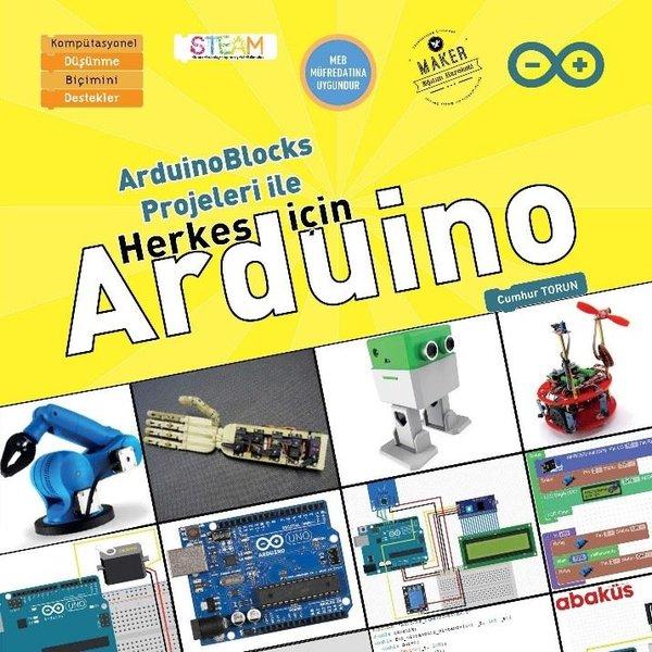 ArduinoBlocks Projeleri ile Herkes için Arduino.pdf