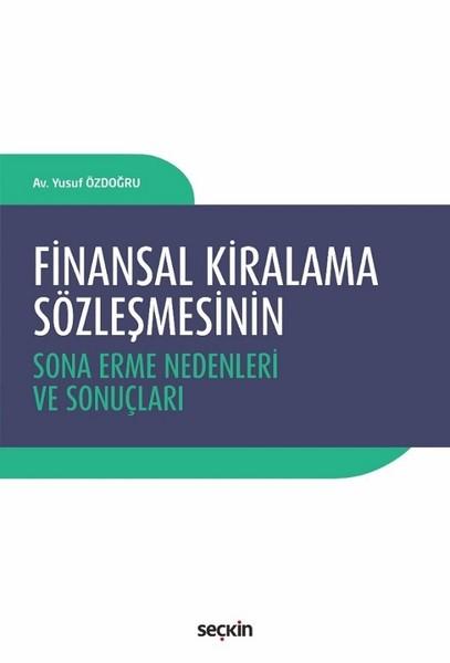 Finansal Kiralama Sözleşmesinin Sona Erme Nedenleri ve Sonuçları.pdf