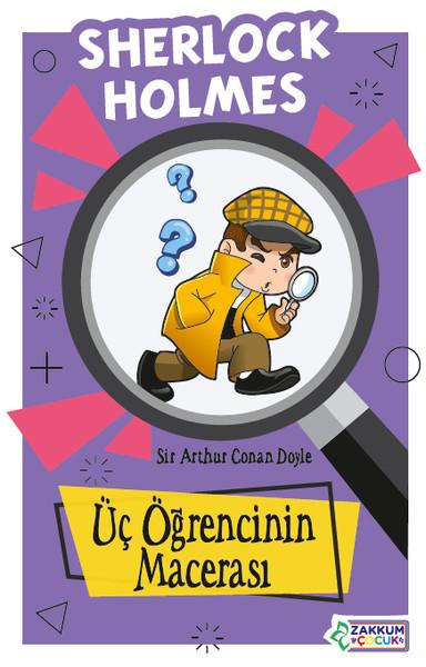 Üç Öğrencinin Macerası: Sherlock Holmes.pdf