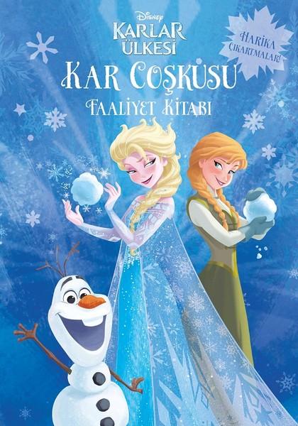 Disney Karlar Ülkesi-Kar Coşkusu Faaliyet Kitabı.pdf