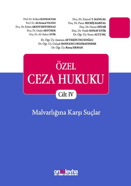 Özel Ceza Hukuku-Cilt 4-Malvcarlığına Karşı Suçlar.pdf