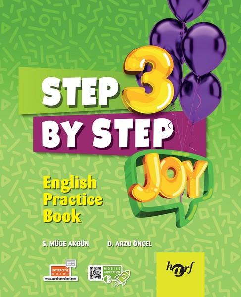 Step By Step Joy 3.Sınıf English Practice Book.pdf